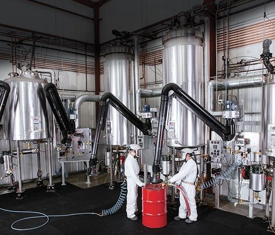 Chemieanlage Chemline