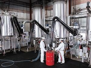Fallstudie - Chemische Industrie