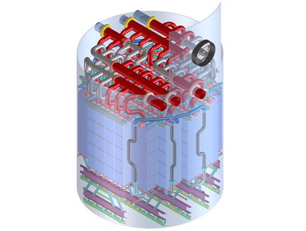 Thermoplatten-Reaktor