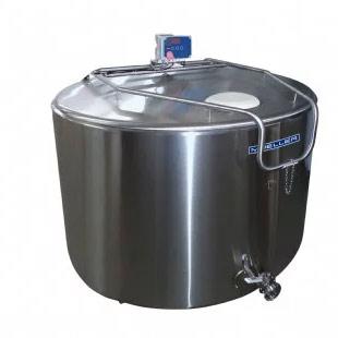 Mueller Modell R Offener Tank