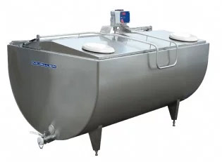 Mueller Modell U Offener Tank