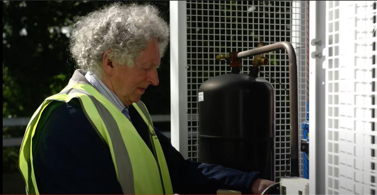 Sam Kingston Mueller-Händler und Inhaber von Kingston Refrigeration