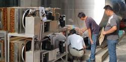 Globale Dienstleistungen für Molkereibetriebe